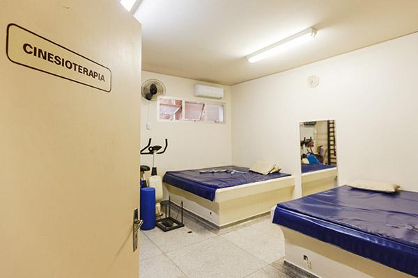Sala de cinesioterapia